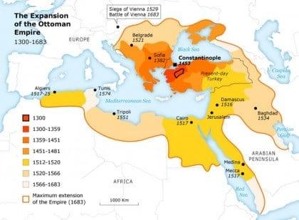 the ottoman era turkey ottoman expansion 720 003