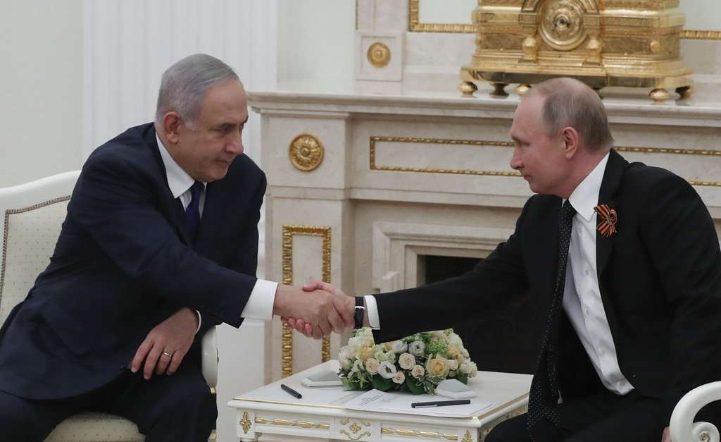 Translation- Putin and Netanyahu