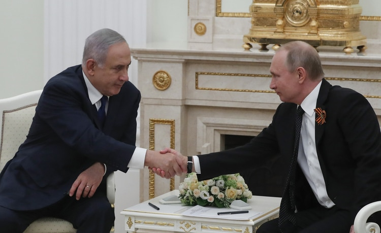 Russia-Israel Relationship Transformed by Syria Conflict