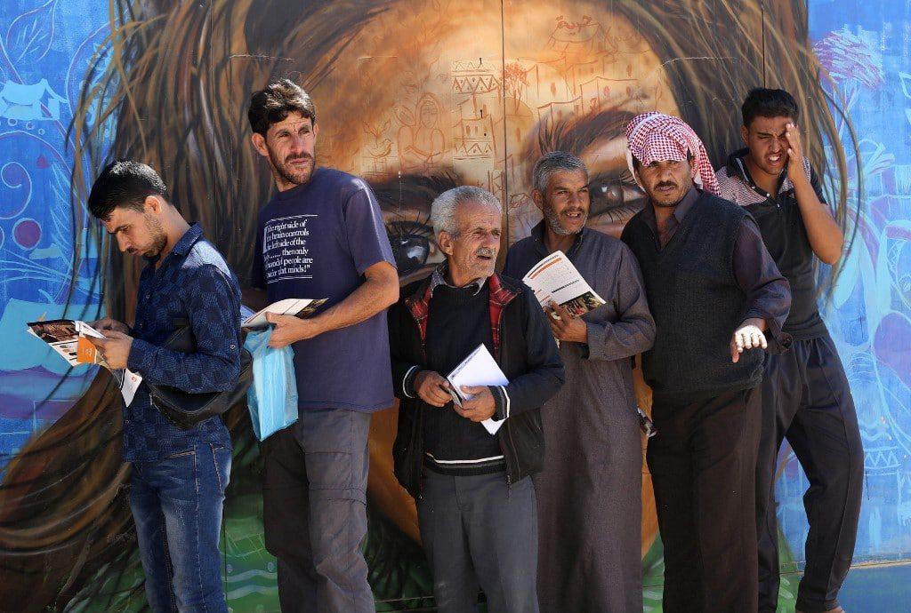 Translation- Syrians in jordan