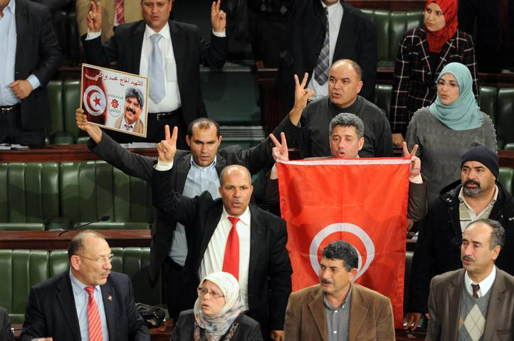 Tunisia: Democratic changes (2011 – 2014)