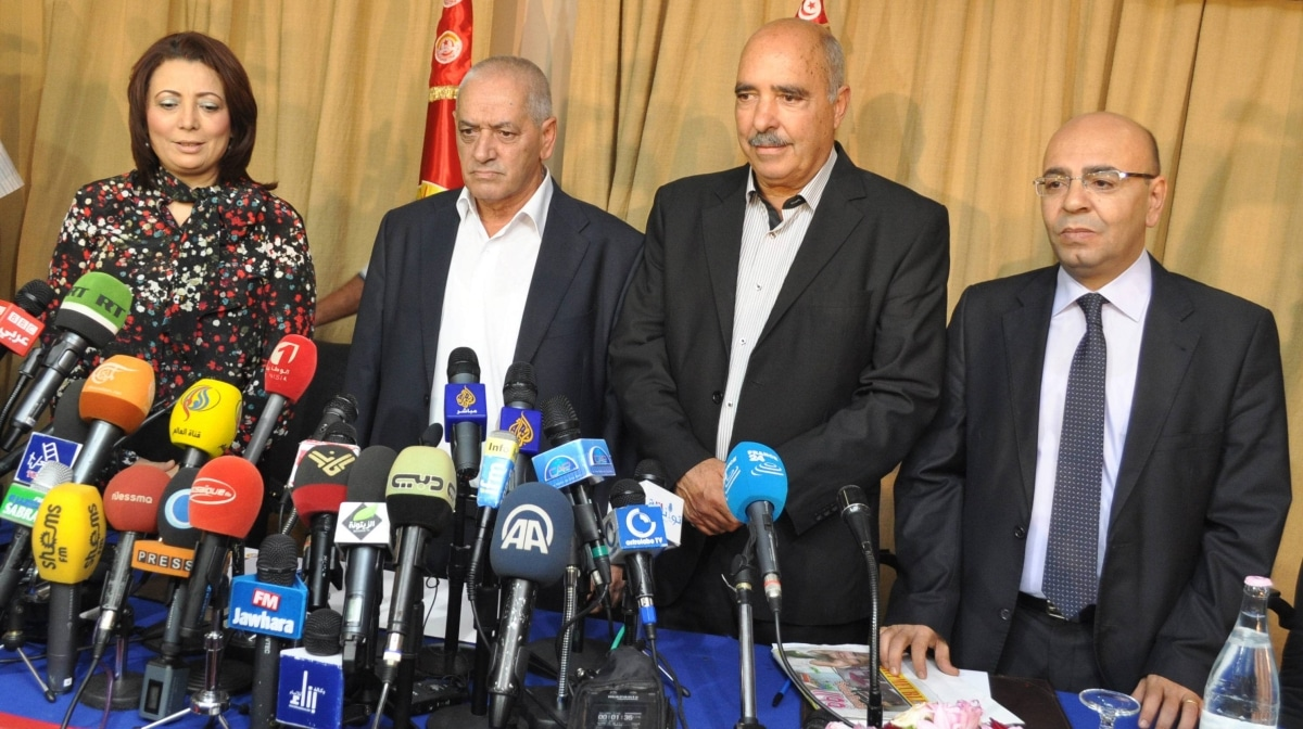 The Tunisian National Dialogue Quartet won the Nobel Peace Price in October 2015.