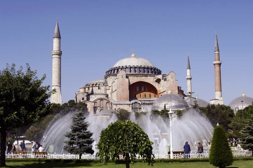 Turkey- Hagia Sophia
