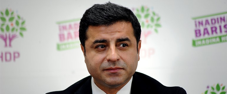 Selahattin Demirtaş, the Dimming Star of Turkish Politics