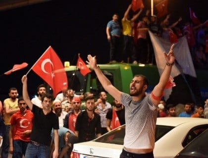 The Failed Coup in Turkey and Its Consequences