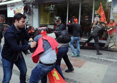 Human Rights and Wrongs in Turkey