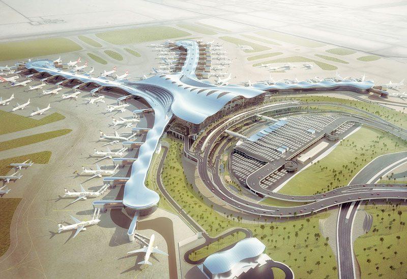 abu dhabi new terminal