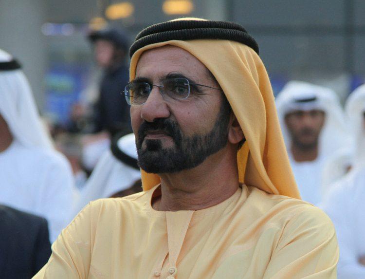 Mohammed bin Rashid al-Maktoum, Emir of Dubai