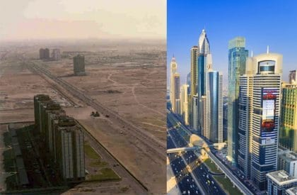 History of the UAE