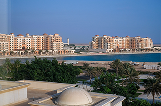 Urbanization in Saudi Arabai