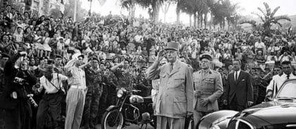 Algeria's War of independence (1954-1962)