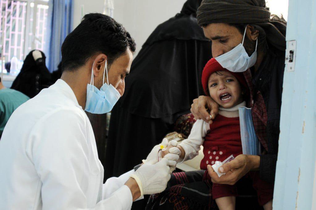 Yemen- Cholera