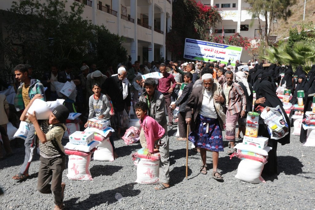 Yemen's humanitarian situation