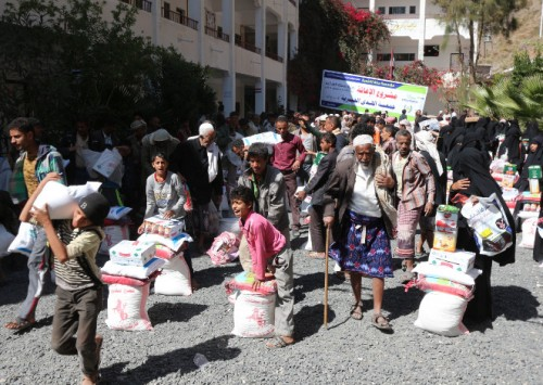 A Year into Yemen's War—A Humanitarian Disaster on Top of a Humanitarian Disaster